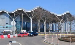 Odessa Havalimanı Ulaşım