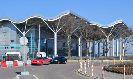 Havalimanı Ulaşım odessa